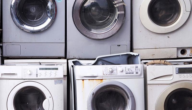 Washing machines WEEE